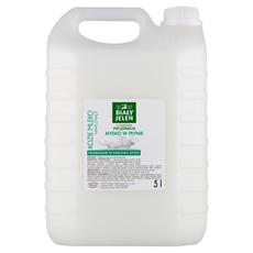 Biały Jeleń Hipoalergiczny Mydło w płynie z ekstraktem z koziego mleka zapas 5 l