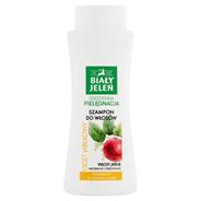Biały Jeleń Hipoalergiczny szampon do włosów ocet jabłkowy 300 ml