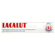 Lacalut white Pasta do zębów 75 ml