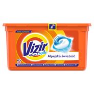 Vizir Alpine Fresh Kapsułki do prania, 38prań