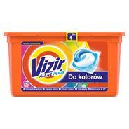 Vizir Color Kapsułki do prania o potrójnym działaniu 38 prań