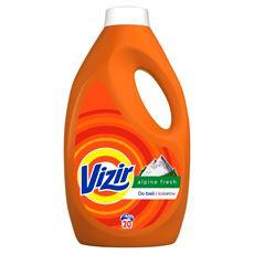 Vizir Alpine Fresh Płyn do prania 1.3 l, 20 prań