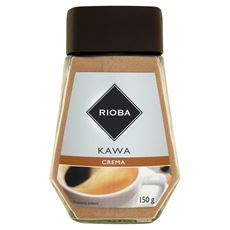 Rioba Kawa rozpuszczalna Crema 150 g
