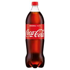 Coca-Cola Napój gazowany 1,5 l 9 sztuk