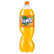Fanta Pomarańczowa Napój gazowany 1,5 l 9 sztuk