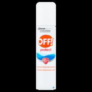 OFF! Protect Aerozol Repelent przeciw komarom i kleszczom 100 ml