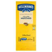 Hellmann's Musztarda 2,57 kg (240 saszetek)