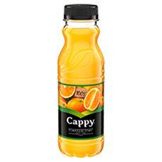 Cappy Sok pomarańczowy 100% 330 ml 12 sztuk