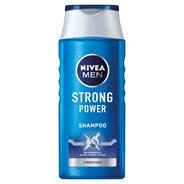 NIVEA MEN Strong Power Szampon wzmacniający włosy normalne 400 ml