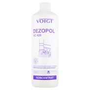 Voigt Dezopol VC 420 Preparat dezynfekcyjno-myjący o działaniu bakteriobójczym i grzybobójczym 1 l