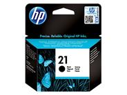 HP 21 Tusz wkład atramentowy czarny