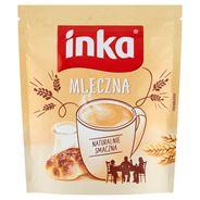 Inka z mlekiem Napój na bazie rozpuszczalnej kawy zbożowej 200 g