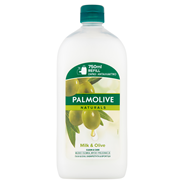 Palmolive Naturals Doskonałe nawilżanie Mydło w płynie do rąk Zapas 750 ml