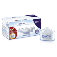 Brita Maxtra Wkład filtrujący 5 sztuk + 1 gratis