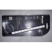 Vakoss lampka LED USB LC-7013, kolor czarny