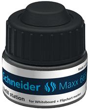 Schneider Maxx 665 Stacja uzupełniająca do markerów czarny 30 ml