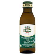 Basso Oliwa z oliwek najwyższej jakości z pierwszego tłoczenia 250 ml