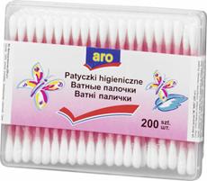 ARO Patyczki kosmetyczne 200 sztuk