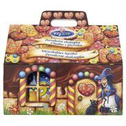 Piernikowa Chatka – zestaw słodyczy  217g
