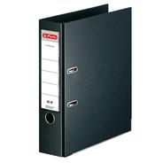 Herlitz max.file Segregator czarny A4 80 mm