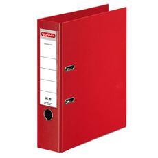 Herlitz max.file Segregator czerwony A4 80 mm