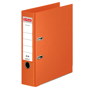 Herlitz max.file Segregator pomarańczowy A4 80 mm