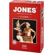 Jones Herbata czarna ekspresowa Classic 100 torebek