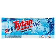 Tytan Dwufazowa kostka WC zapas morska 40 g