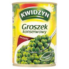 Kwidzyń Groszek konserwowy 400 g