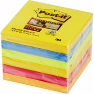 Post-it Super Sticky Karteczki sampoprzylepne 90 karteczek 76x76 mm