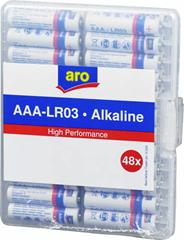 ARO bateria alkaliczna LR03 1opakowanie