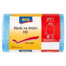 Aro Worki na śmieci HD 20 l 150 sztuk
