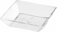 Papstar Finger Food Pojemnik na przekąski 1,5 x 5,8 x 5,8 cm 50 sztuk