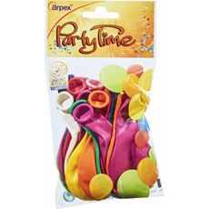 Arpex Baloniki pastel 25 sztuk