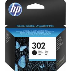 HP oryginalny tusz czarny 302 (F6U66AE)