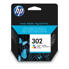 HP oryginalny tusz kolorowy 302 (F6U65AE)