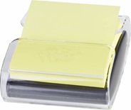 Post-it Z-Notes PRO Podajnik + Super Sticky Karteczki żółte 76x76 mm 90 karteczek