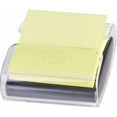 Post-it Z-Notes PRO Podajnik + Super Sticky Karteczki żółte 76x76 mm 90 karteczek