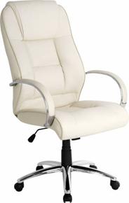 Sigma EC06 Fotel skóropodobny beżowy