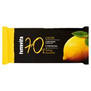 Terravita Czekolada nadziewana cytrynowa 100 g