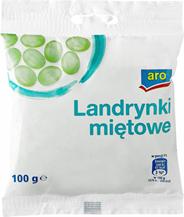 Aro Landrynki miętowe 100 g