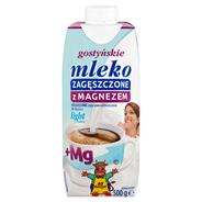 SM Gostyń Gostyńskie Mleko zagęszczone z magnezem light 500 g