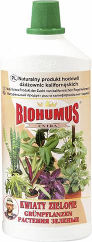 Biohumus Extra Kwiaty Zielone 1 L