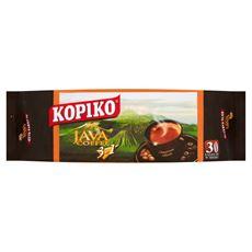 Kopiko Java Coffee 3in1 Rozpuszczalny napój kawowy 630 g (30 x 21 g)