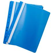 Panta Plast Skoroszyt z europerforacją niebieski A4