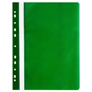 Panta Plast Skoroszyt z europerforacją zielony A4
