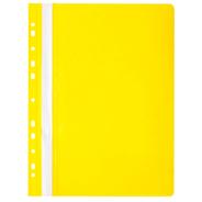 Panta Plast Skoroszyt z europerforacją żółty A4