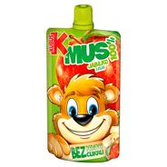 Kubuś Mus 100% jabłko banan 100 g 12 sztuk