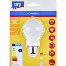Aro żarówka LED CLA ŚCIEM. A60 E27 6,3W