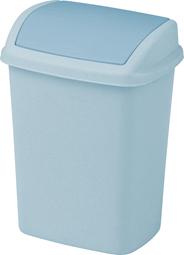 ARO kosz na śmieci 10L niebieski